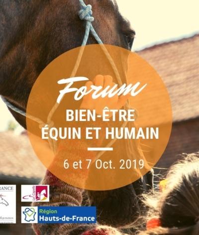 La label EquuRES a participé au Forum bien-être organisé par le CRE Hauts de France