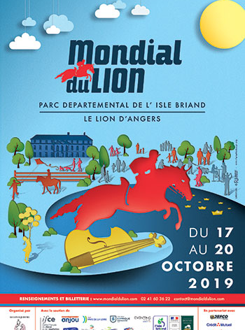 Le mondial du lion 2019, labellisé EquuRES Event !