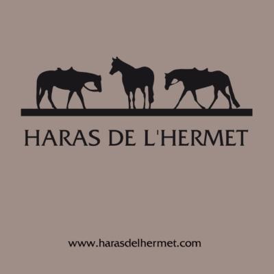 logo haras de l'hermet EquurES