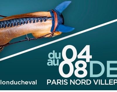 Le salon du Cheval de Paris, labellisé EquuRES Event pour la première année!