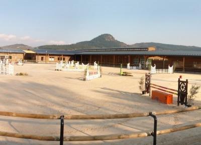Le centre équestre d'Yssingeaux, entité de l'EPLEFPA du Velay, labellisé EquuRES