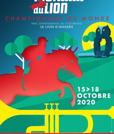 Le Mondial du Lion d'Angers 2020 labellisé EquuRES Event