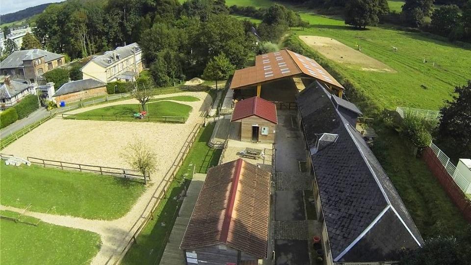 Poney Nature, un poney-club près de Rouen renouvelle son label et passe à l'échelon Progression !