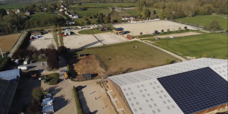 Le domaine équestre de la Bonde, nouveau labellisé EquuRES dans l'Eure